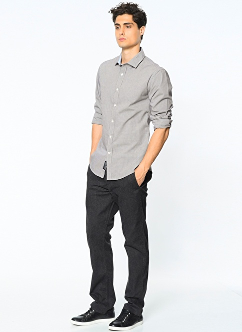 Dockers Pantolon | Slim Tapered Gri